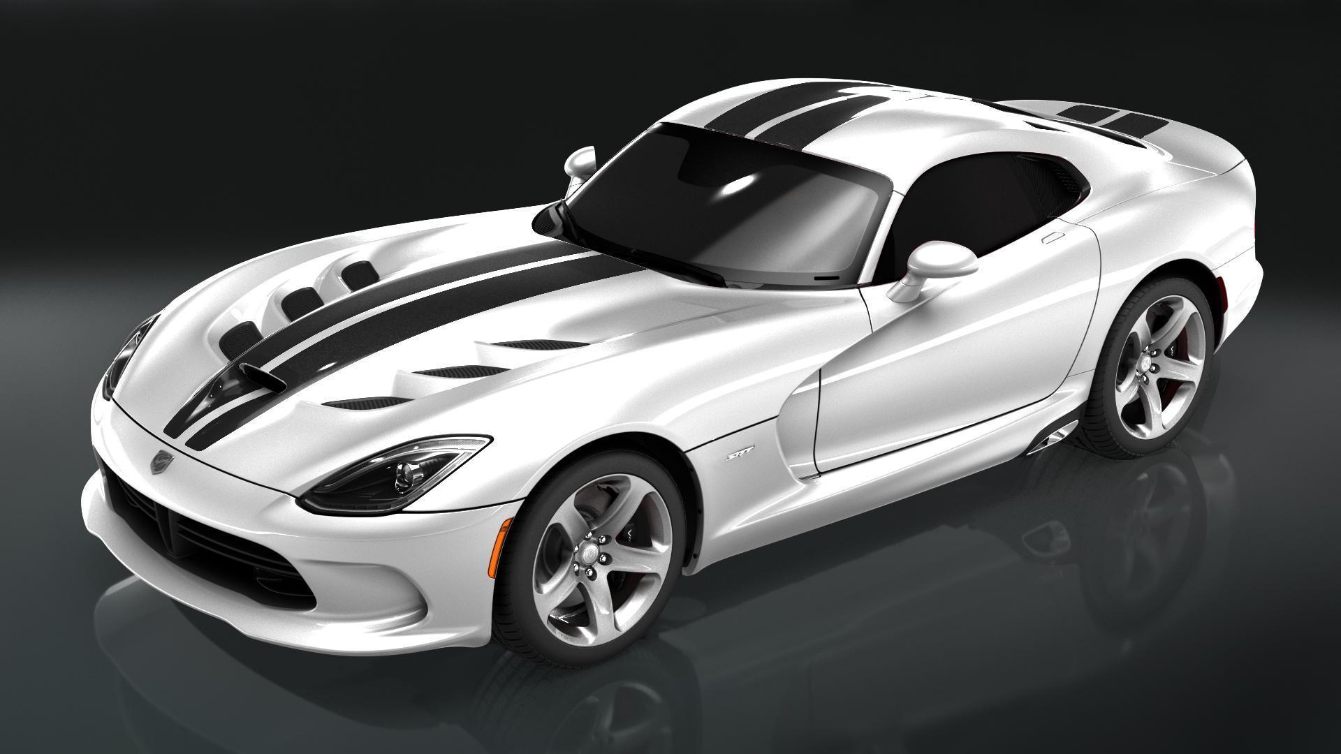 <b>Dodge Viper SRT</b> Crystal City Car <b>2014</b> | el Tony