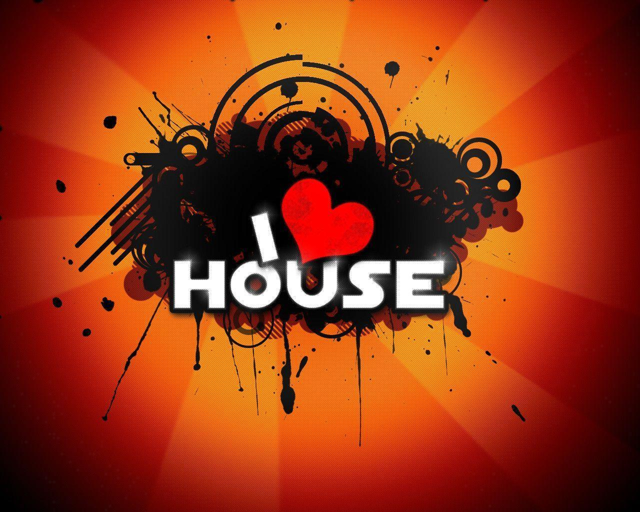 Pix For > Electro House Music Wallpaper