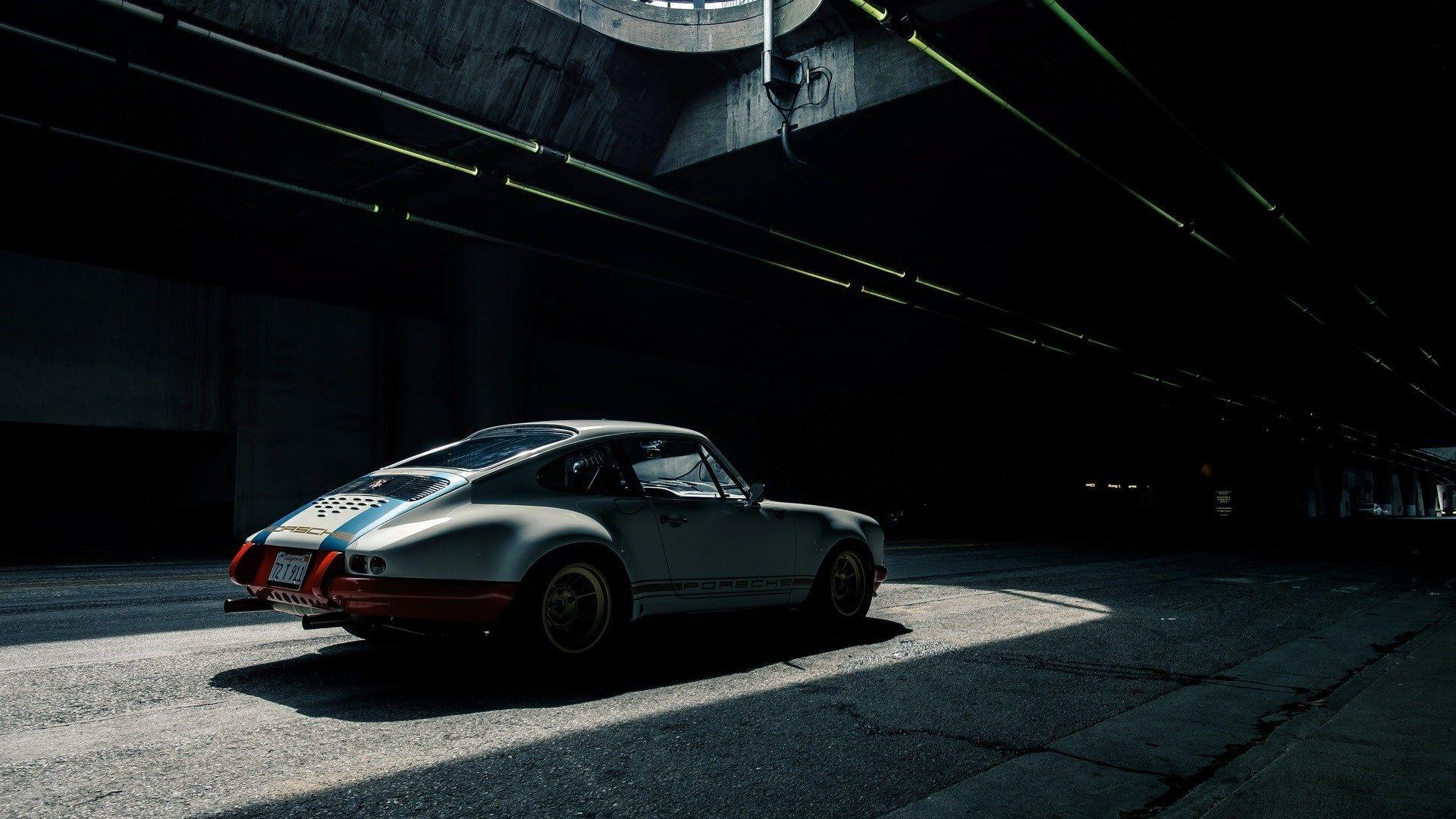 Patch of Light Tunnel Porsche 911 HD Wallpaper - ZoomWalls