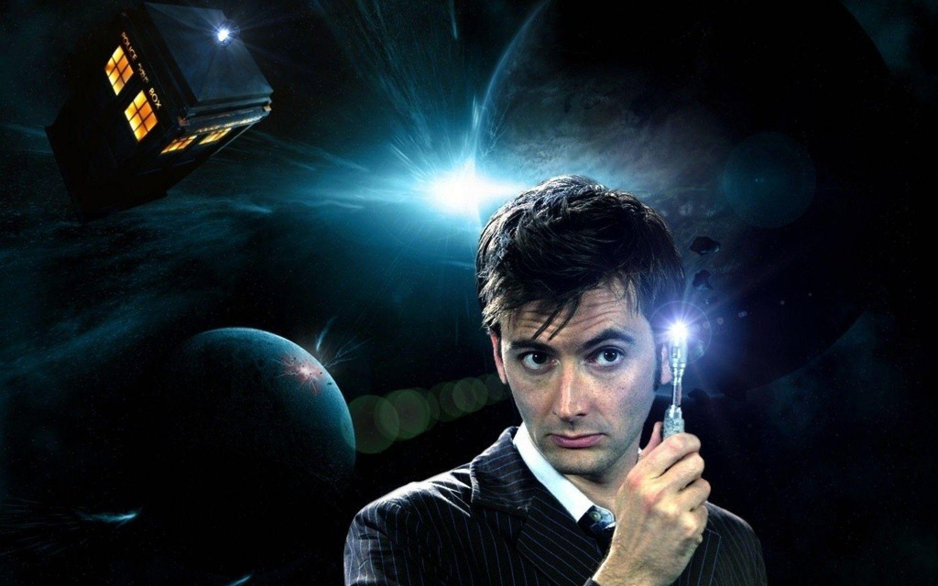 Doctor Who 10th Doctor Wallpapers - Wallpaper Cave