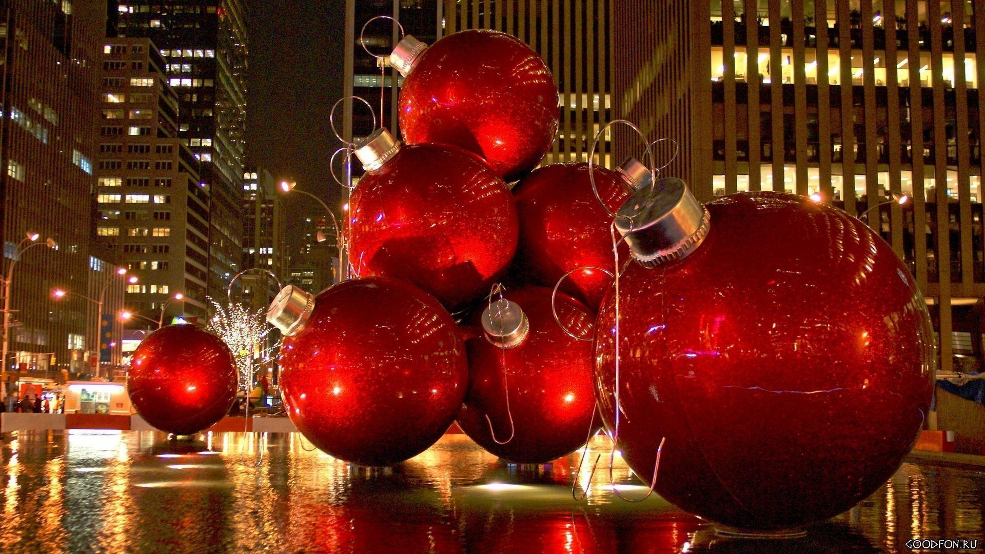 New york christmas wallpapers wallpaper cave Latest christmas decorations