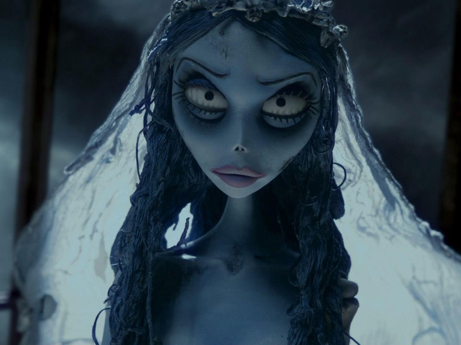Corpse Bride Iphone Wallpapers