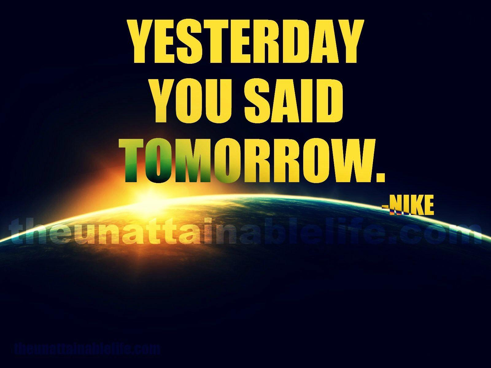 Nike Motivational Wallpapers Wallpaper Cave