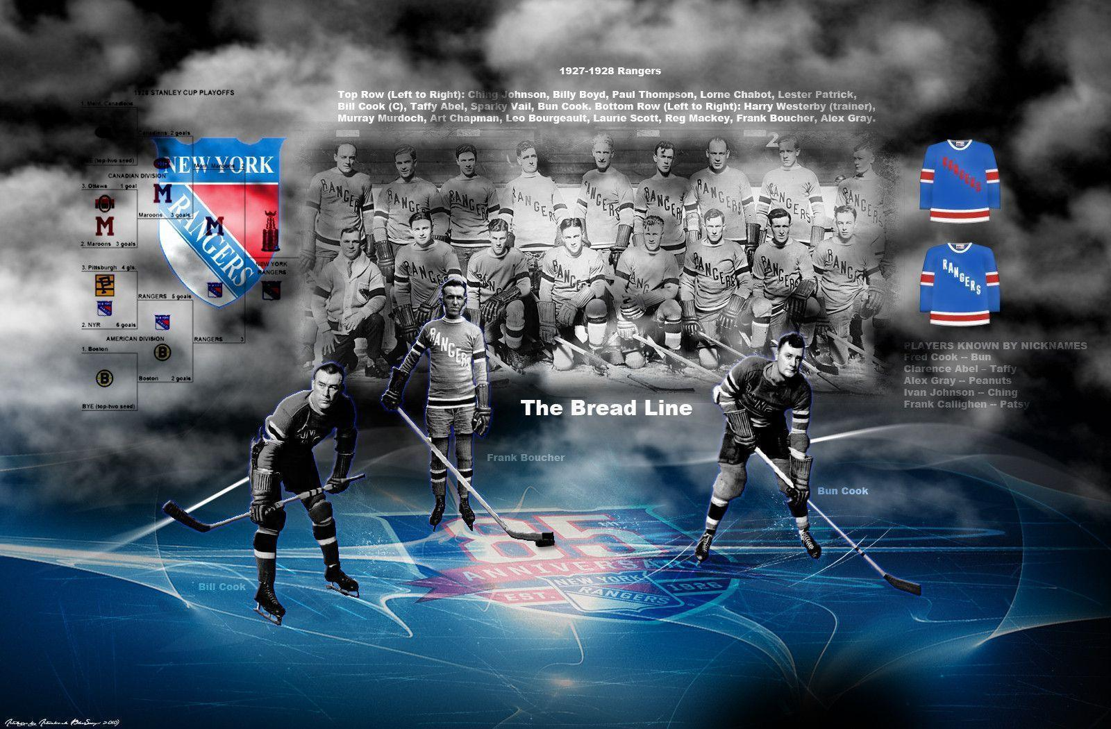 Enjoy this New York Rangers backgrounds