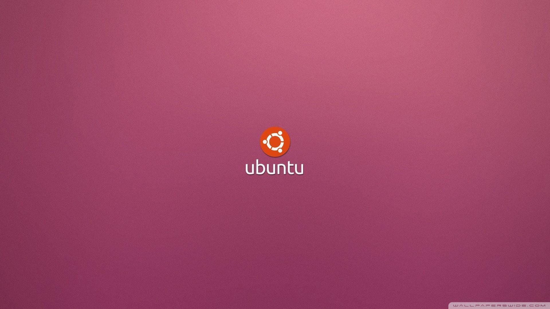 ubuntu pink and black - photo #6