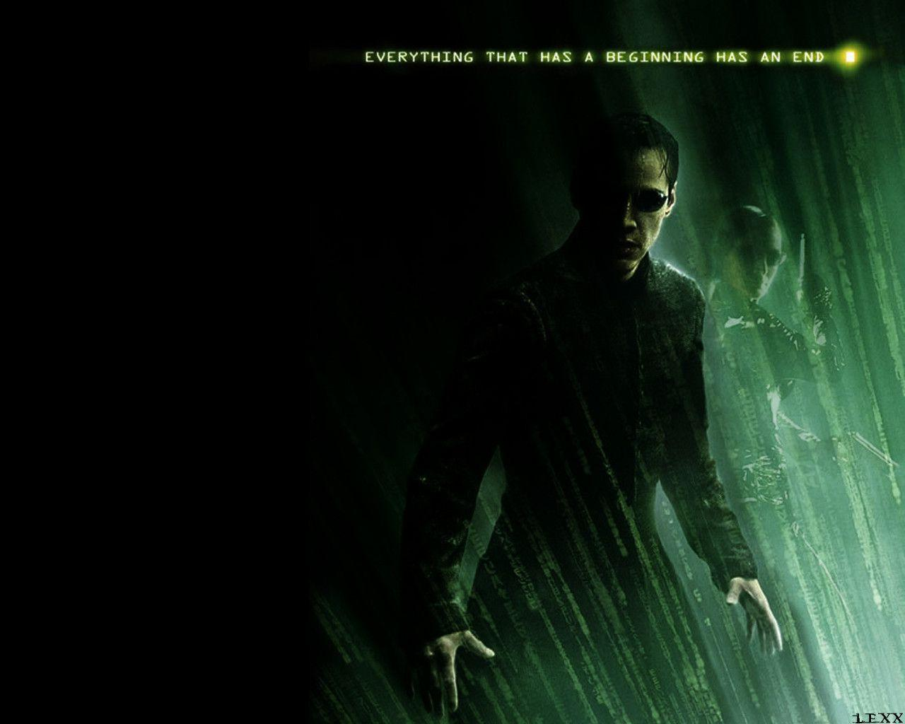 Wallpapers For > Matrix Wallpaper Movie