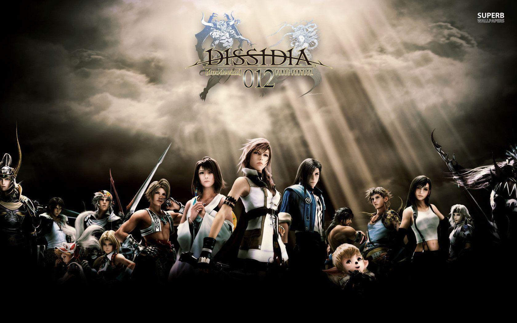 2560x1080 Final Fantasy Xv Artwork 2560x1080 Resolution Hd: Final Fantasy Dissidia Wallpapers