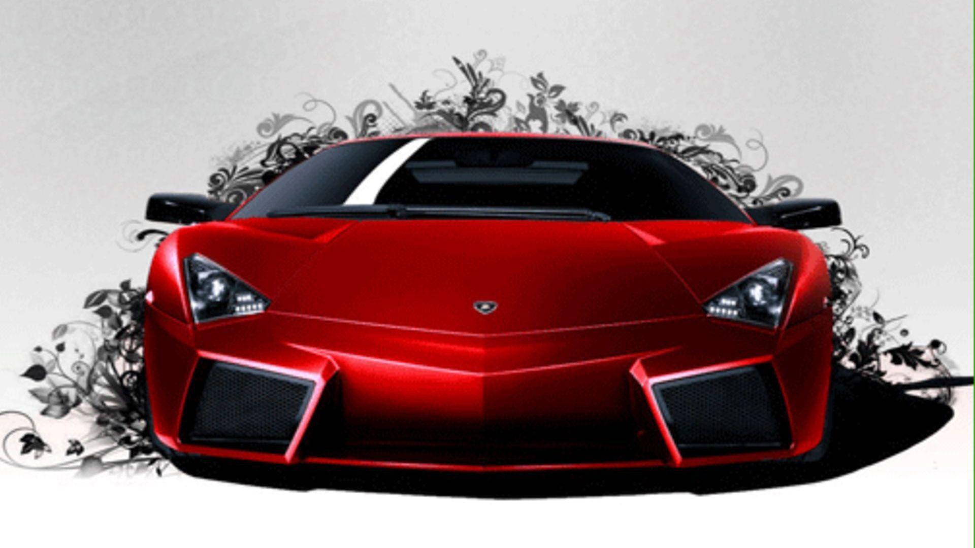 Tron Lamborghini Black Red Car Wallpapers Hd Desktop: Red Lamborghini Wallpapers