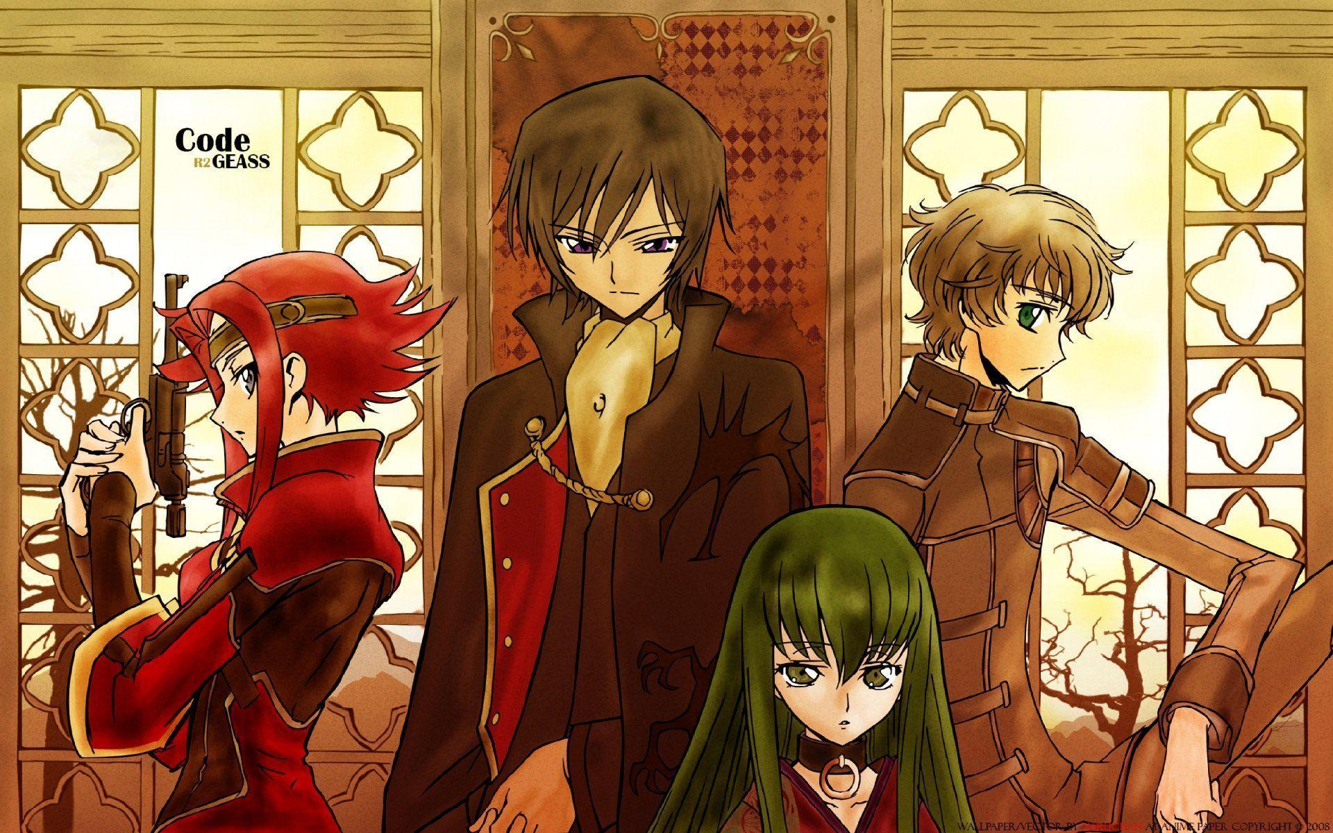 Code Geass Best Wallpapers 4958 Backgrounds