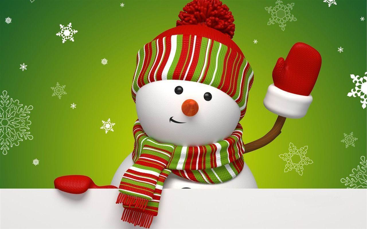 Free snowman desktop wallpapers wallpaper cave for Christmas pictures for facebook wall