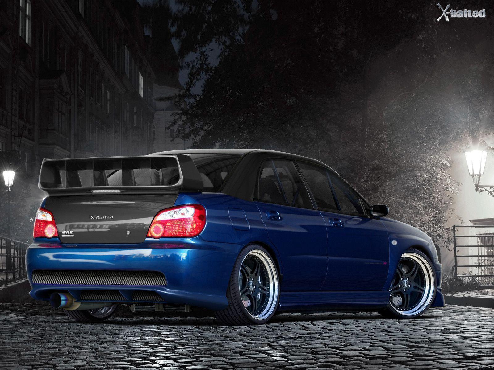 Subaru Wrx 0 60 >> Subaru Impreza Wallpapers - Wallpaper Cave