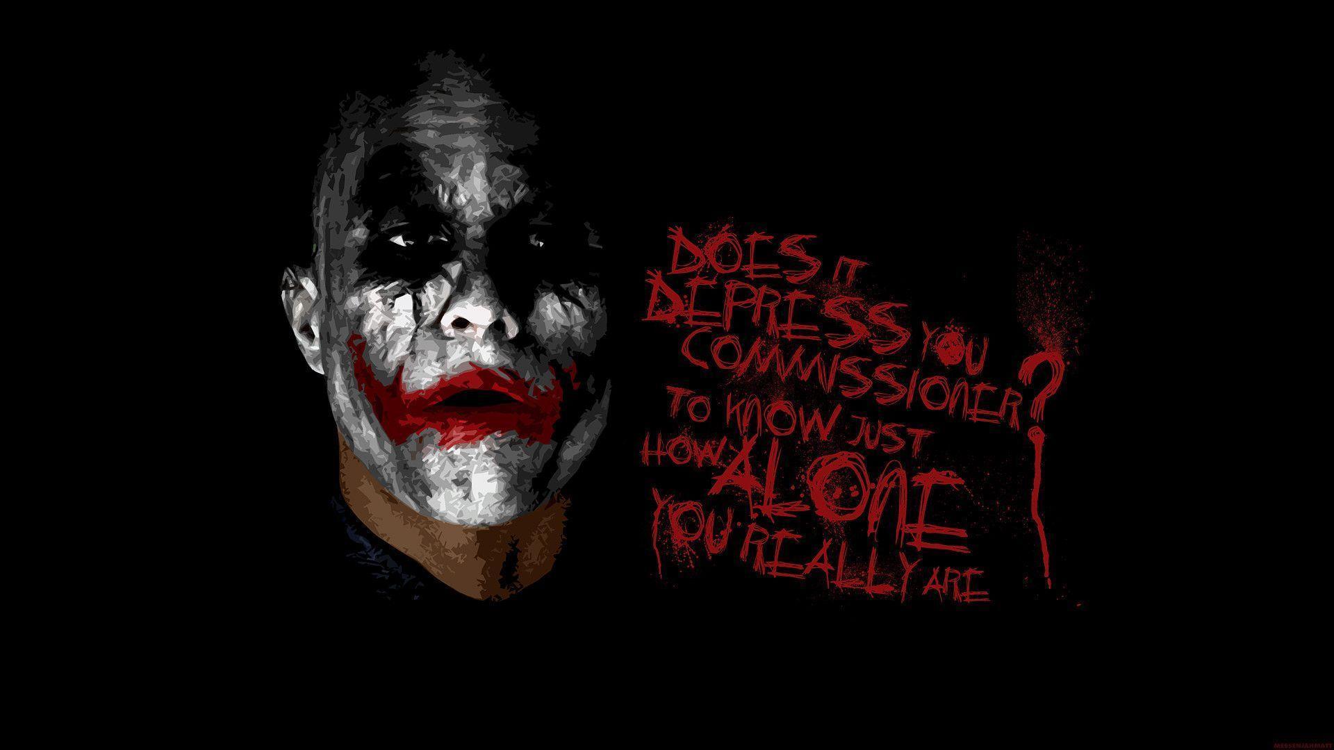 The Joker Arkham City HD desktop wallpaper High Definition