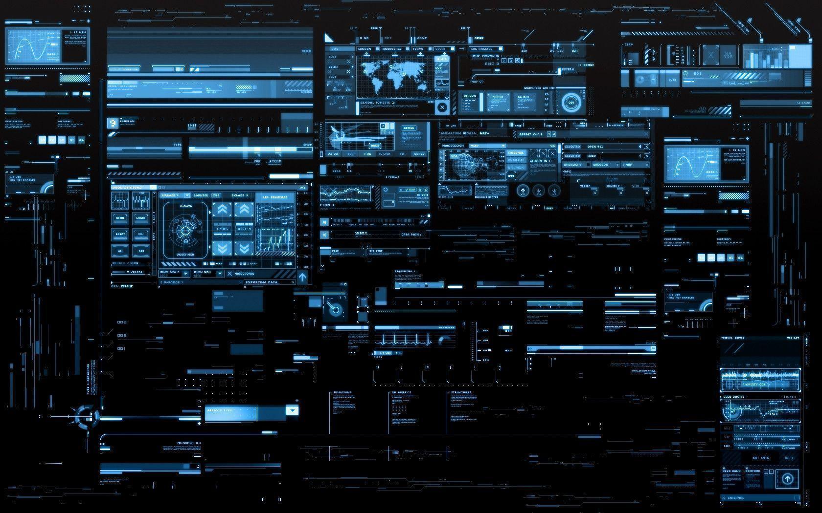 High Tech Wallpapers Wallpaper Cave