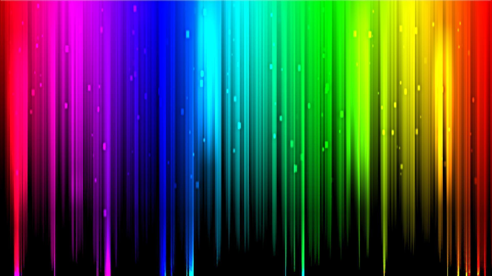 abstract rainbow background wallpaper black - photo #15