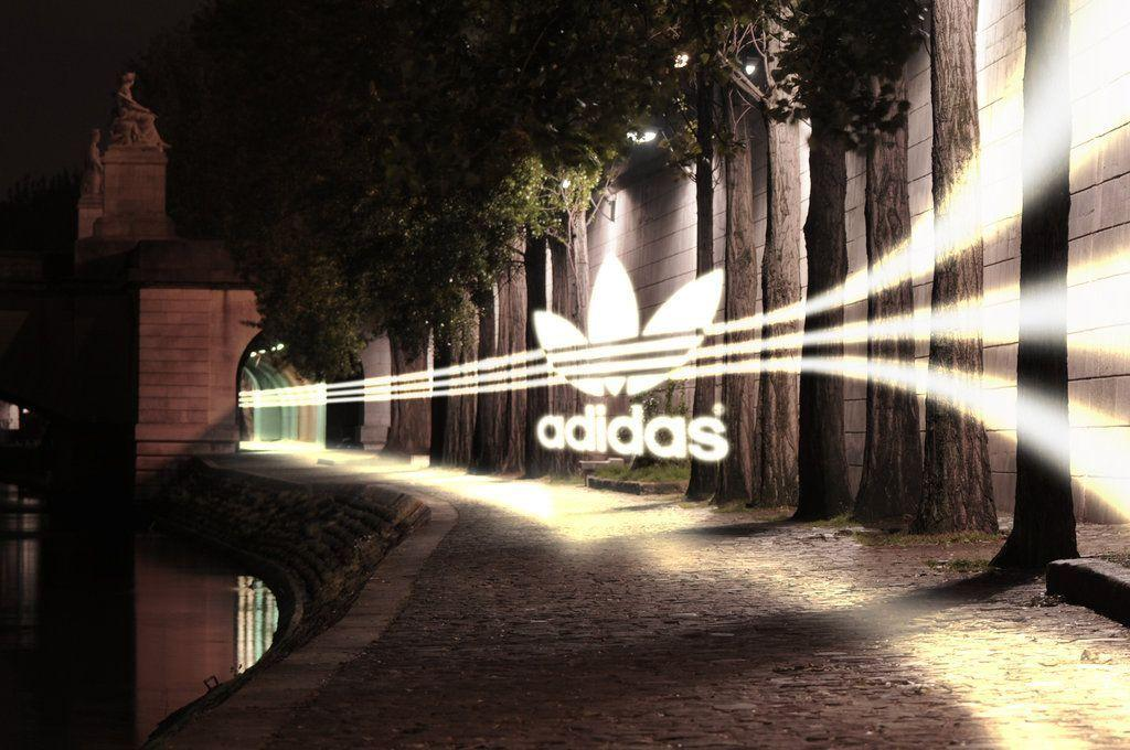 DeviantArt: More Like adidas Originals Logo by SyntheticBloob