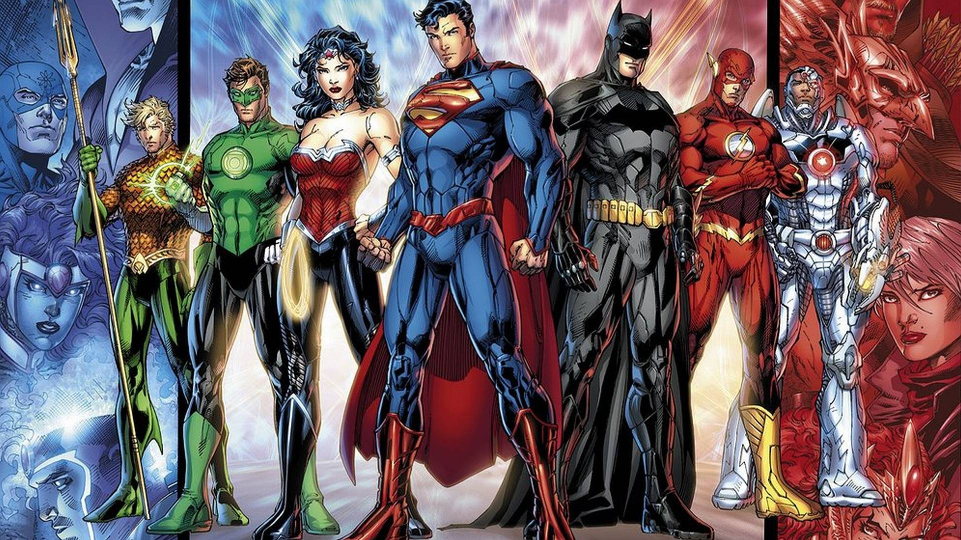 Justice League Computer Wallpapers Desktop Backgrounds 1920x1080