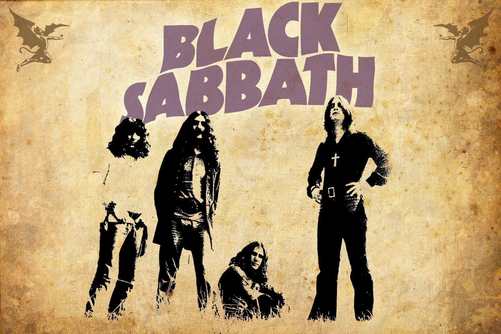 Black Sabbath Wallpapers Wallpaper Cave