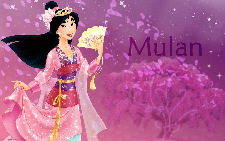 Disney Mulan Iphone Wallpaper