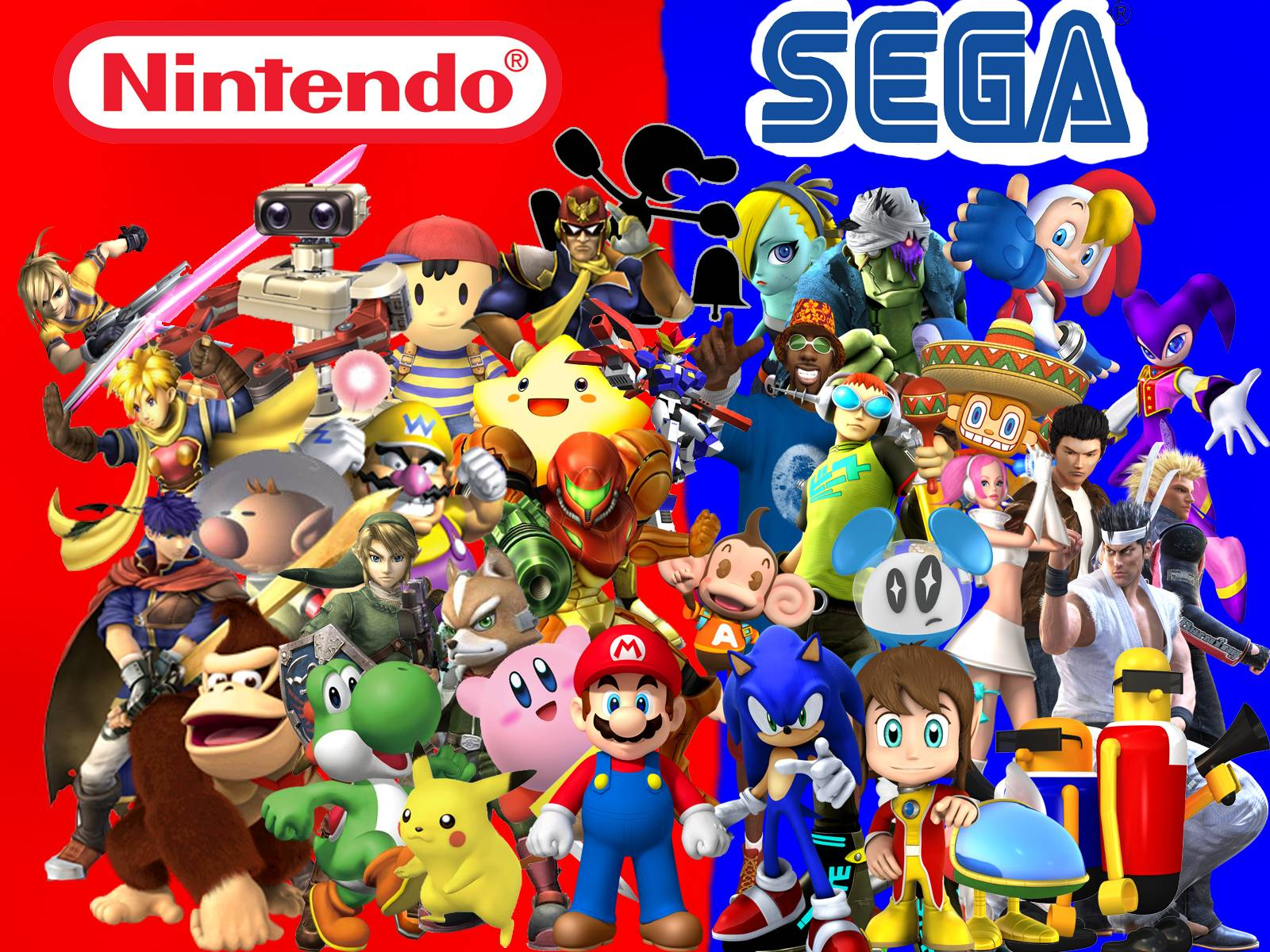 Arcade Game Wallpaper Group With 57 Items: Sega Wallpapers