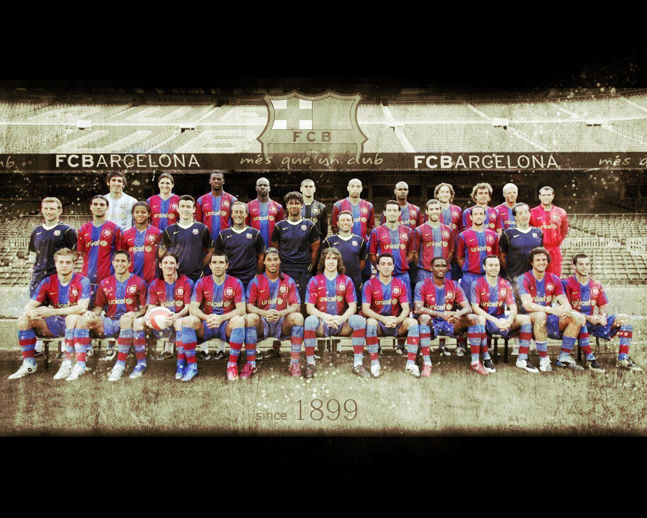 Sport: Fc Barcelona Wallpaper Old Style, barcelona images ...
