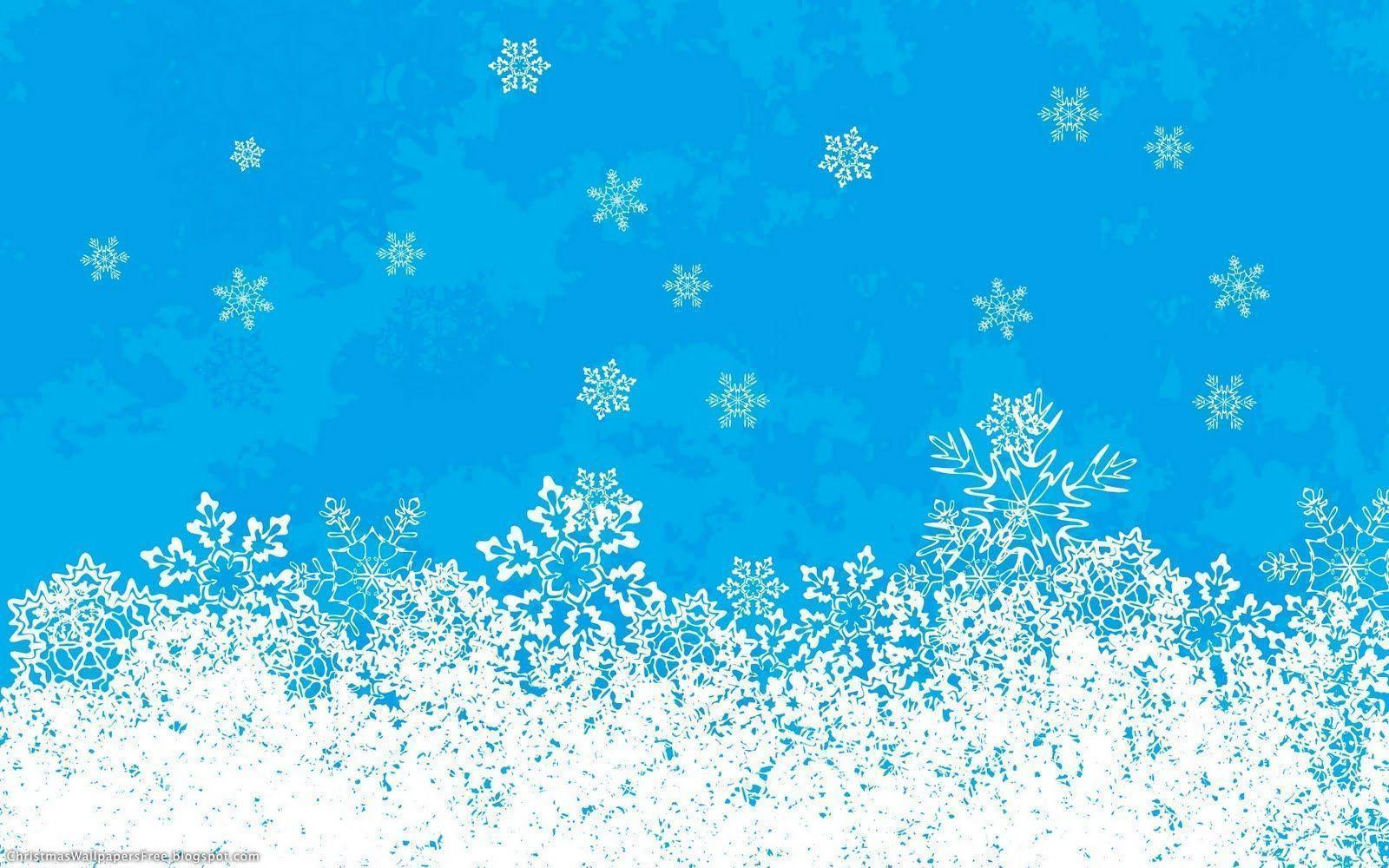 Christmas Snow Wallpaper - Viewing Gallery
