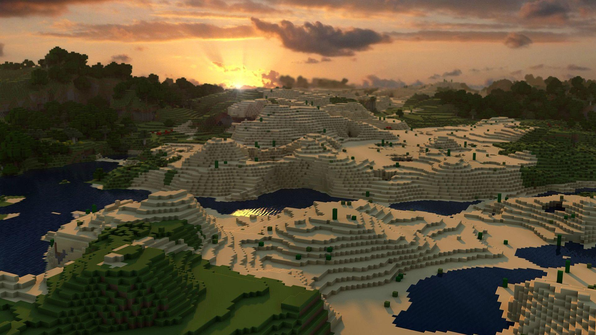 minecraft 1920x1200 wallpaper high - photo #34