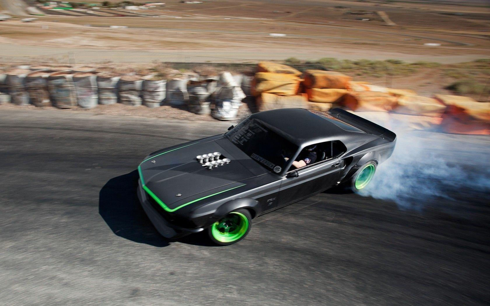 Mustang Drifting Wallpaper Images & Pictures - Becuo