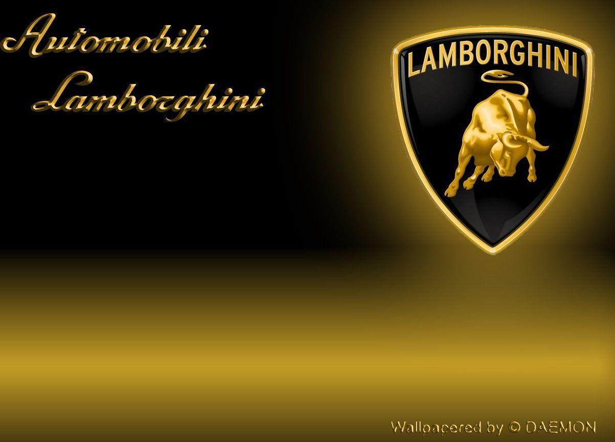 Wallpapers For Lamborghini Logo Wallpaper Iphone