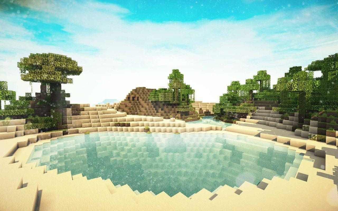 Awesome Minecraft Backgrounds