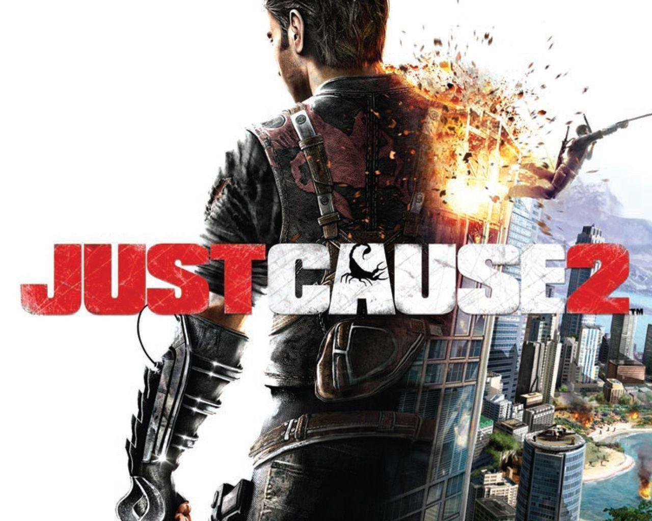 Just Cause 2 PS3 Game Wallpapers
