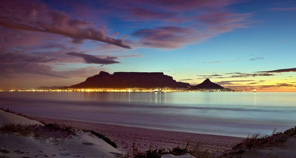Table Mountain Of Table Mountain Wallpapers Wallpaper Cave