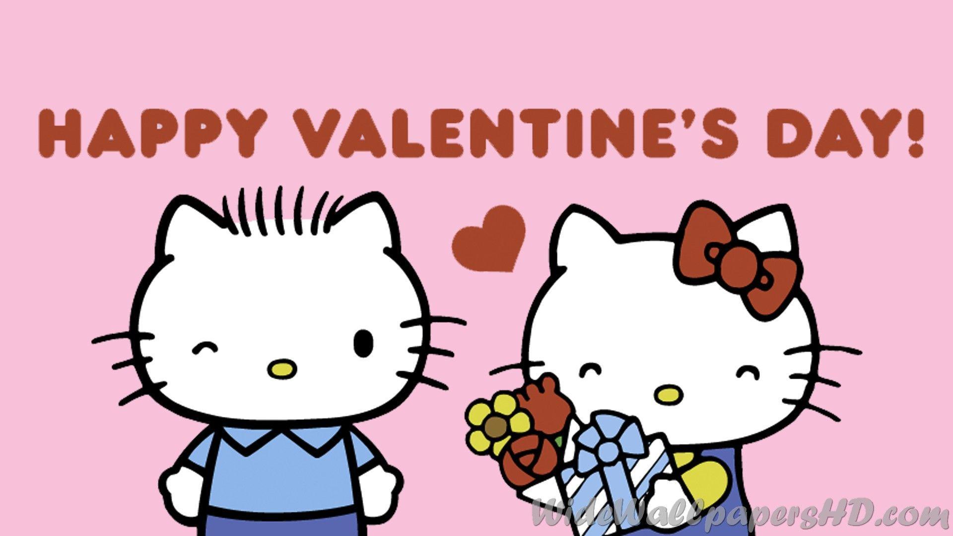 Schön Hello Kitty Valentines Day | Best Wallpapers
