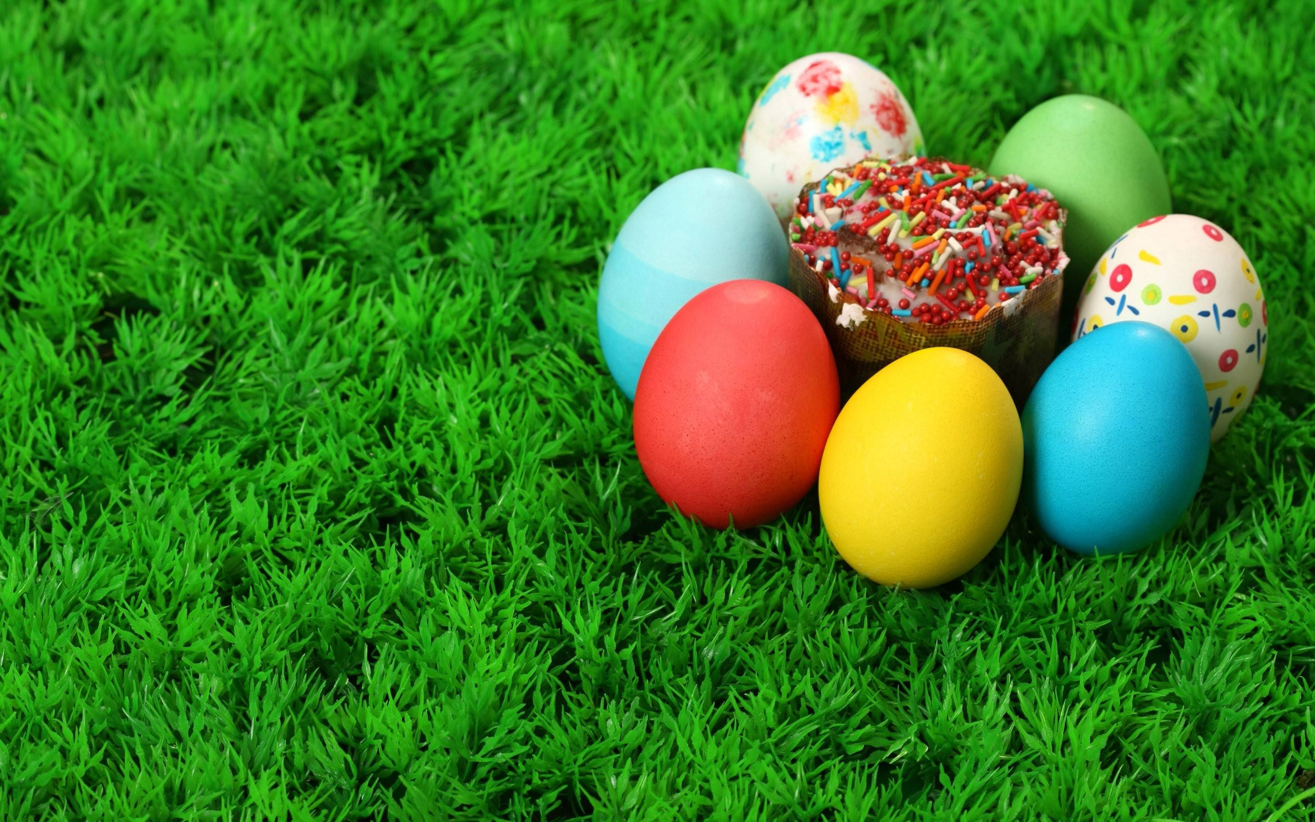 Free Cupcake Easter Egg Wallpapers HD