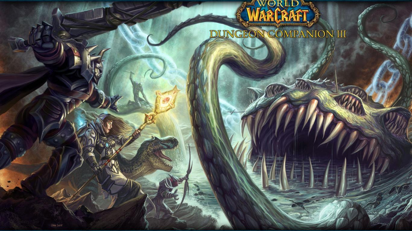 Wow World Of Warcraft Hd Wallpapers 1366x768