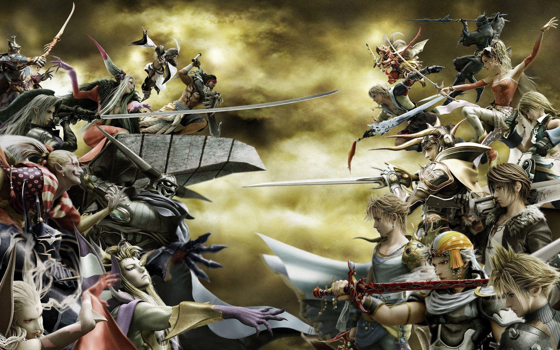 Unduh 84+ Wallpaper Laptop Final Fantasy Gratis Terbaik