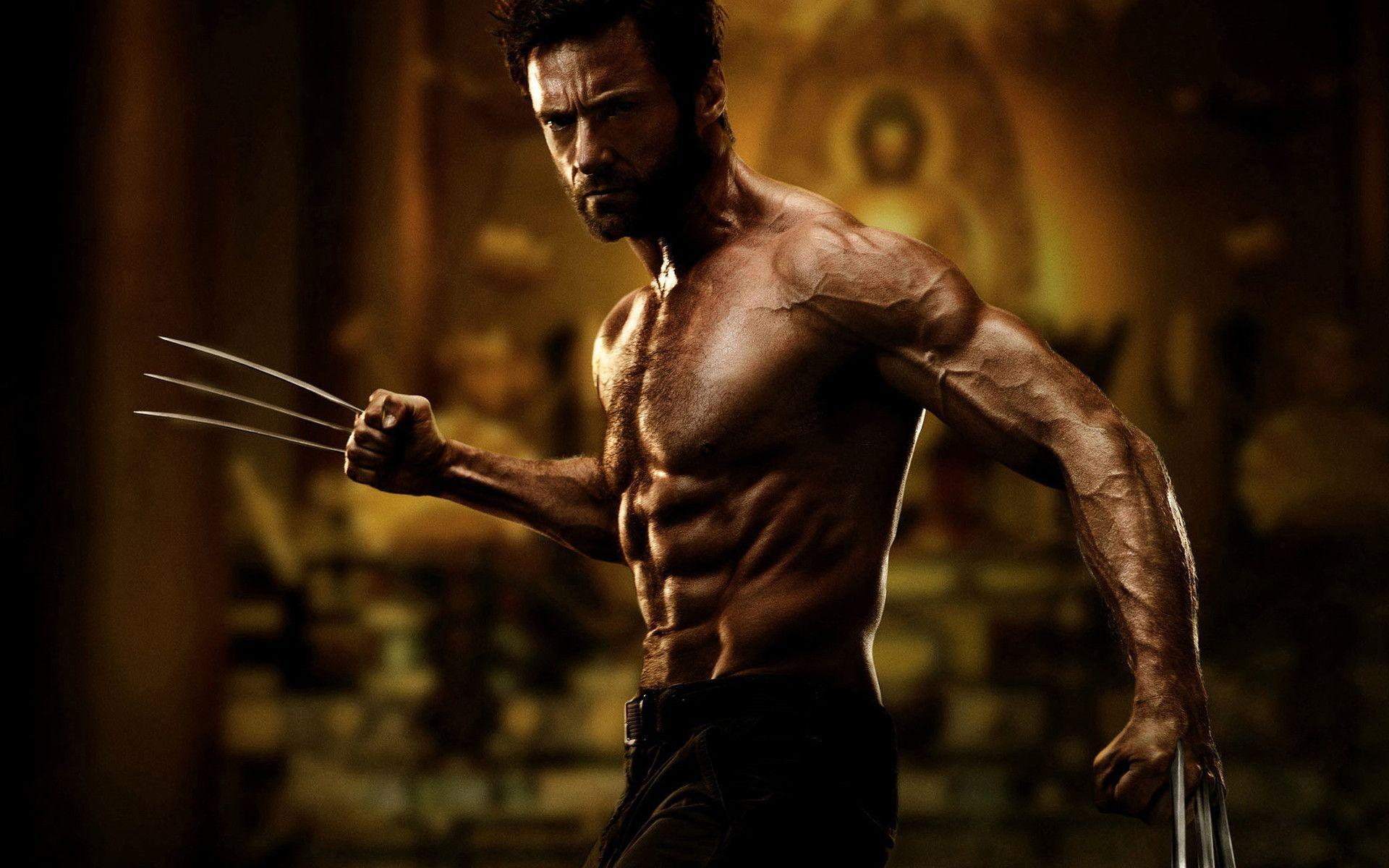 Wolverine Hugh Jackman Wallpapers Hd Image & Pictures