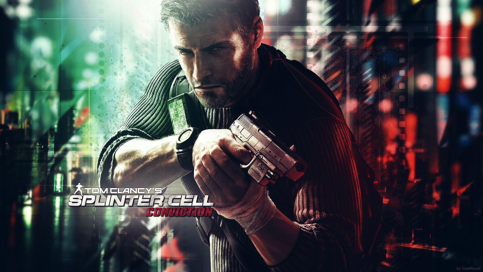 Splinter Cell Conviction Desktop Wallpaper