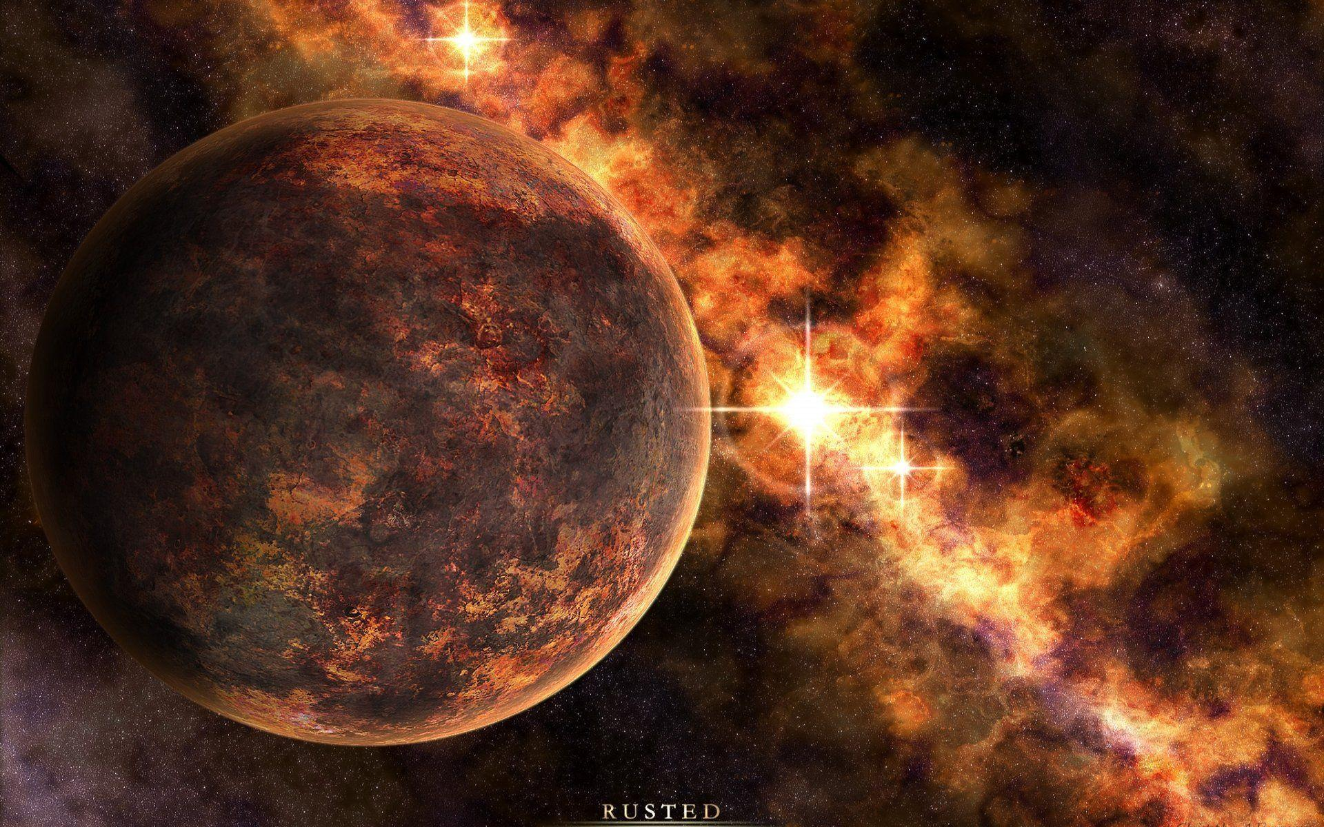cool pictures of our planets - photo #39