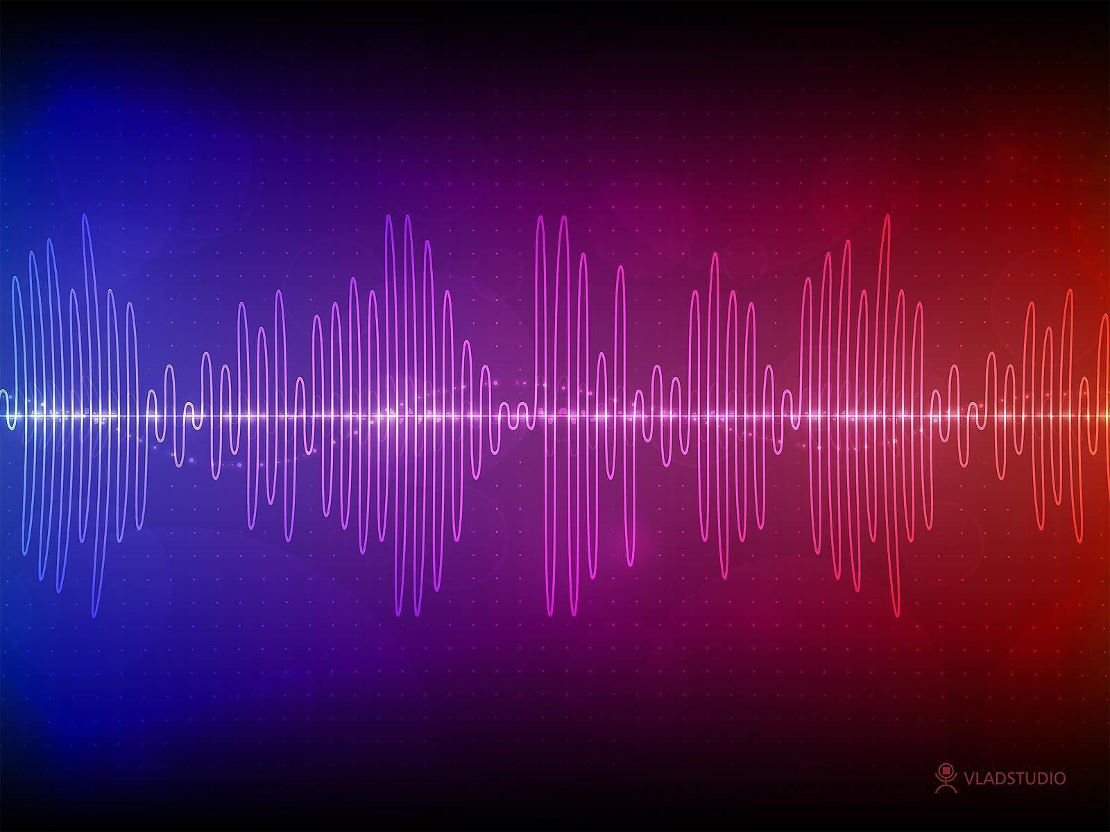 sound wave wallpapers