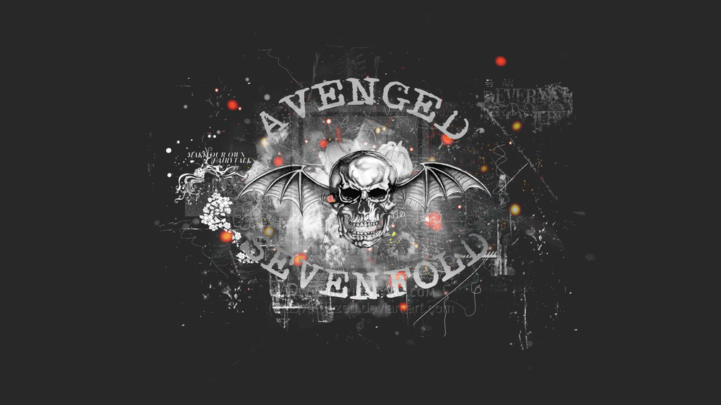 avenged sevenfold backgrounds wallpaper cave