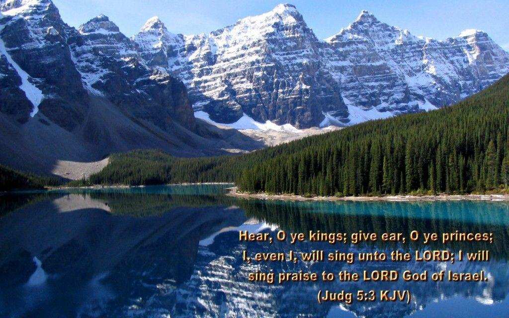 Nature God Quotes Bible Widescreen 2 HD Wallpapers | Eakai.