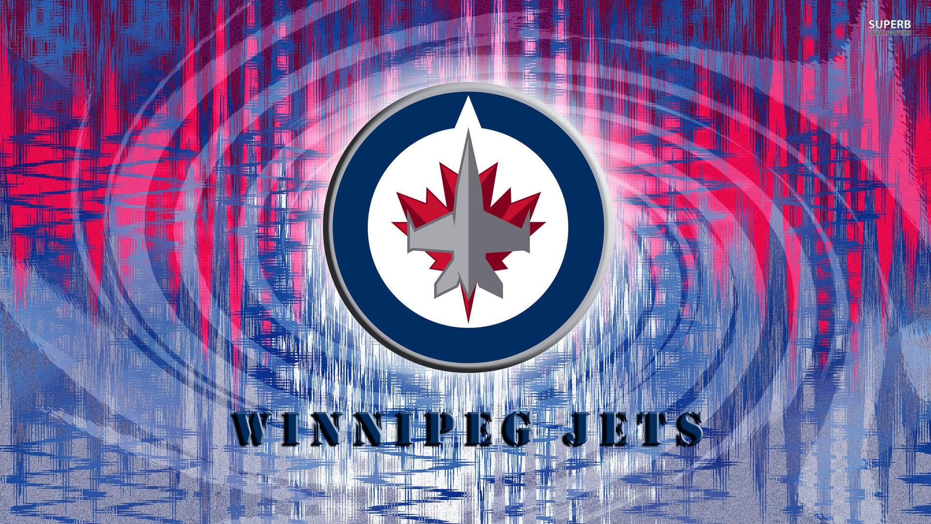 how to draw the winnipeg jets logo