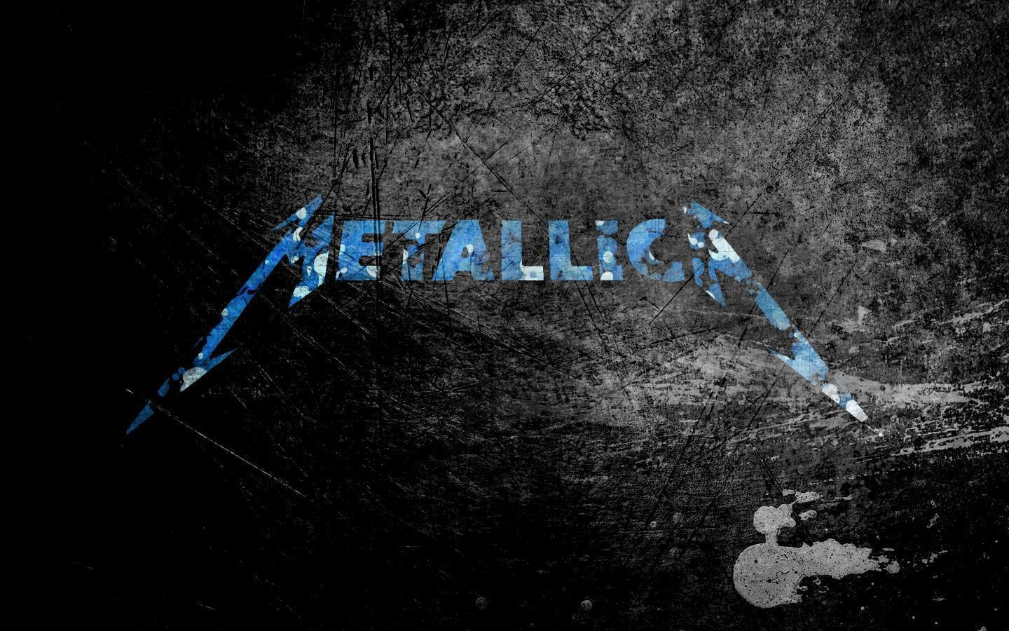 metallica lighting logo wallpaper - photo #35