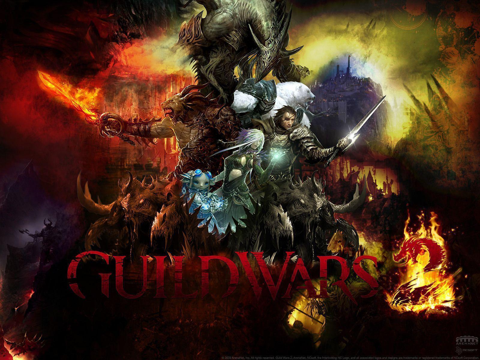 Guild Wars 2 Wallpapers HD   Wallpaper Cave