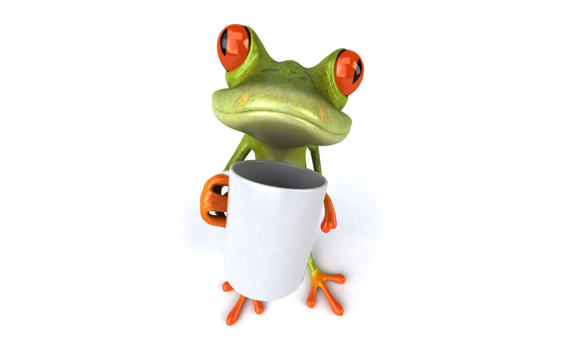 Funny Frog Wallpapers - Wallpaper Cave