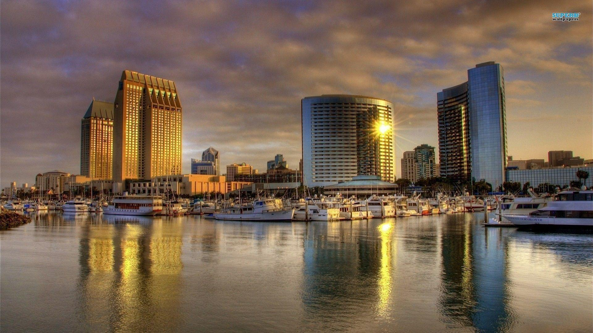 San Diego wallpaper - World wallpapers - #