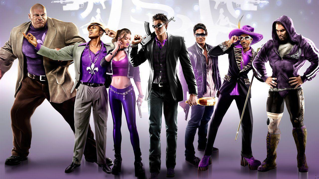 Saints row: the third hd wallpapers and background images stmed. Net.
