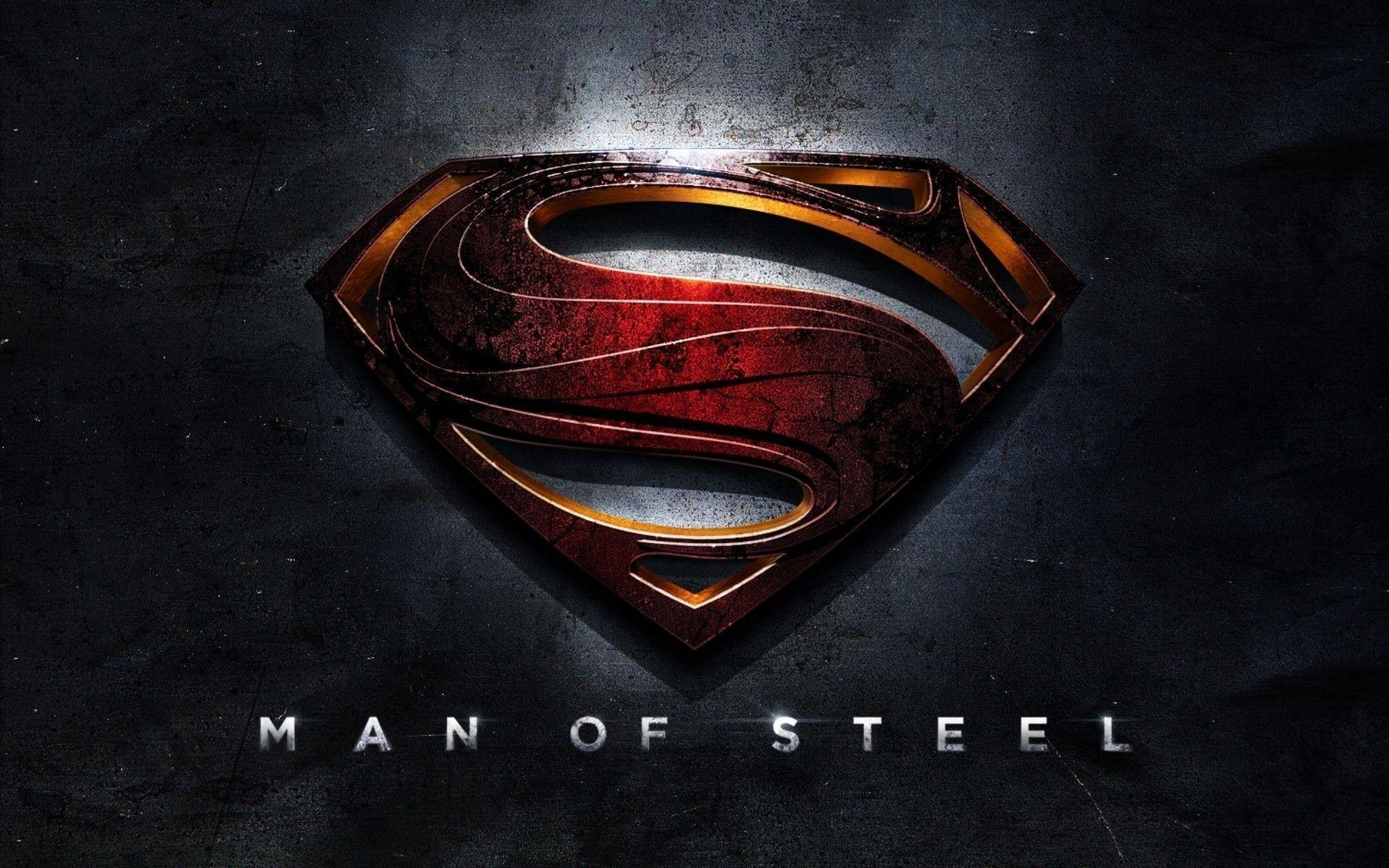 New Superman Logo Wallpapers Wallpaper Cave