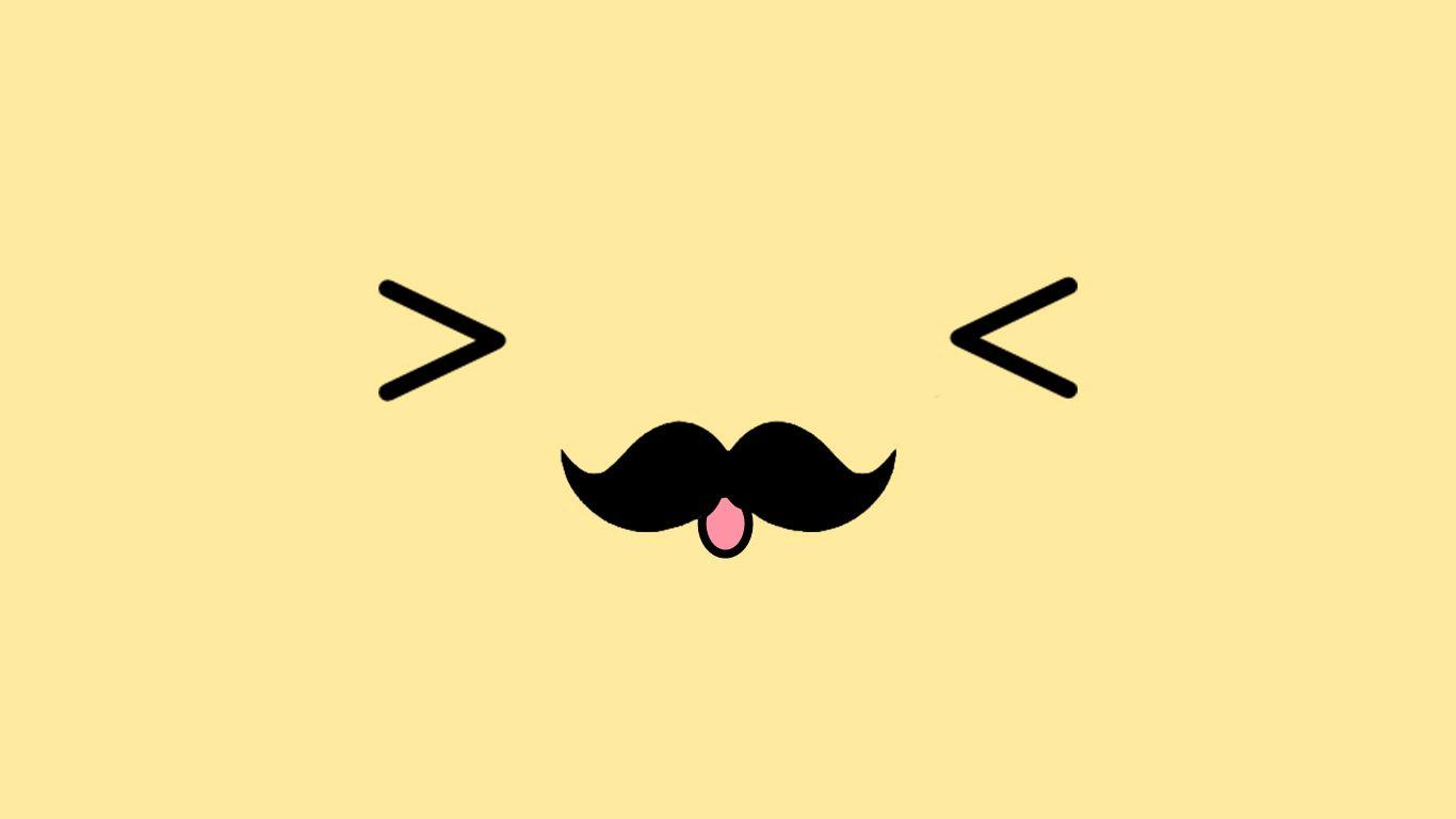 mustache desktop backgrounds wallpaper cave