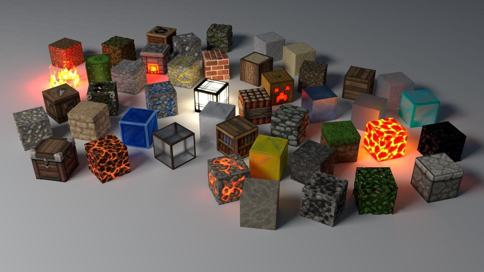 Minecraft Wallpaper #